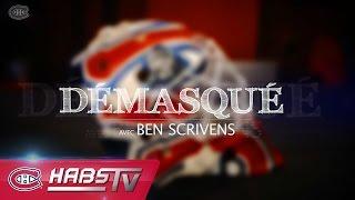 DÉMASQUÉ avec Ben Scrivens