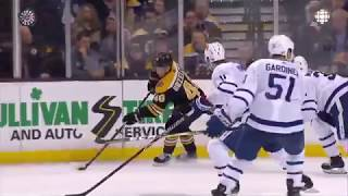 NHL Highlights ¦ Maple Leafs vs  Bruins, Game 5   Apr  21, 2018