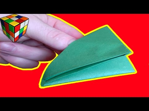 Origami Jumping Jack  YouTube