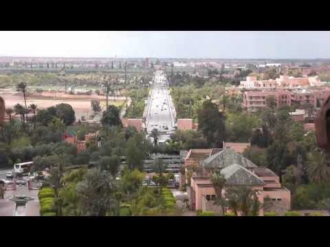 Marrakech - The Red City