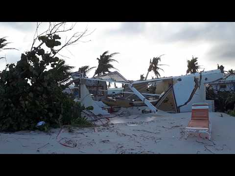 Club Orient 28th january 2018 After hurricane Irma St Martin