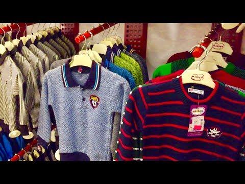 Влог. Обзор детской одежды. Часть 2. Магазины LCWaikiki, H&M, Çetinkaya, Miniço.