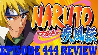 Naruto Shippuden Episode 444 Review