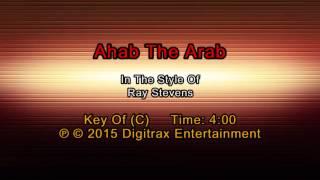 Ray Stevens - Ahab The Arab (Backing Track)