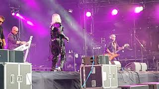 Let's Rock North East   Kim wilde   You came