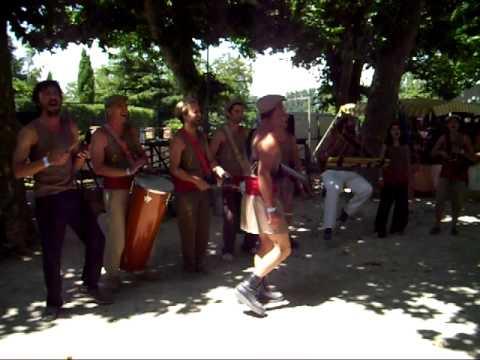 Grail' oli - Samba al Pais 072009