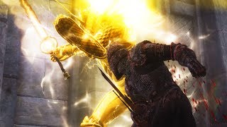 How to turn Skyrim into a Dark Souls Game with Mods
