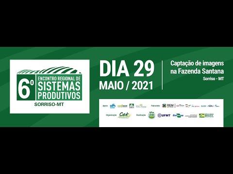 6º ENCONTRO REGIONAL DE SISTEMAS PRODUTIVOS - Projeto Cultivando Vida Sustentável