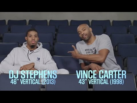 Vince Carter & DJ Stephens on The Art of Dunking
