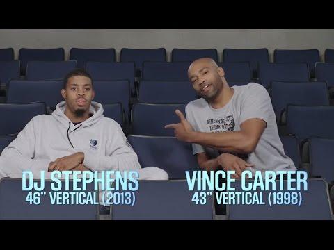 Vince Carter & DJ Stephens on The Art of Dunking
