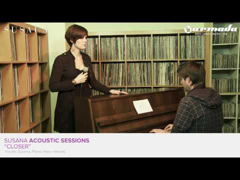 Susana - Closer (Acoustic Session)