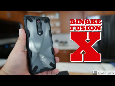 Mi 9T Pro (Redmi K20 Pro) Ringke Fusion X Case