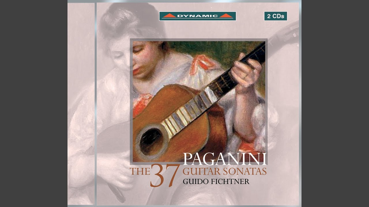 Sonata No.16 - Guitar