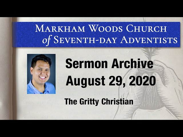 The Gritty Christian - S20 E034