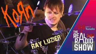 Rewind w/ Ray Luzier of KoRn