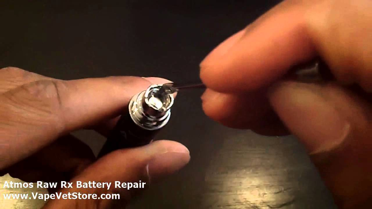 how to fix a broken atmos vaporizer pen vape vet guide the vape vet store [ 1280 x 720 Pixel ]