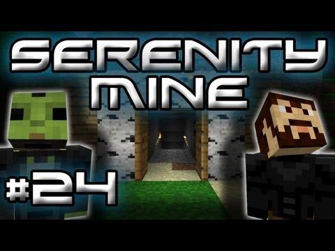 Serenity Mine - w/ Gassy and Danz #24 (Minecraft Survival) - 동영상