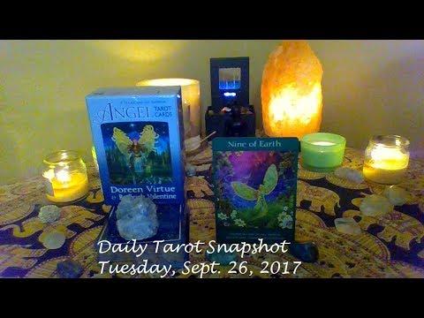 Daily Tarot Reading - Energy Snapshot -...