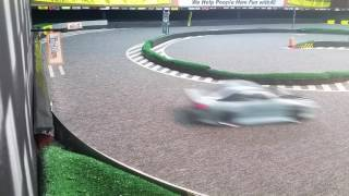 Oryons belt rc drift track, 1st yd2 video