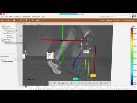 GOM Training Webinar -  2D Motion Analysis with GOM Correlate