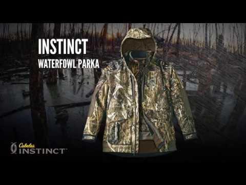 Cabela's Instinct™ Waterfowl Parka With GORE-TEX® & PrimaLoft®