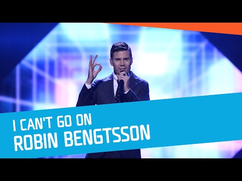 Robin Bengtsson - I Can't Go On