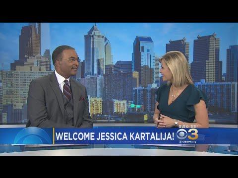 CBS3 Welcomes New Anchor Jessica Kartalija