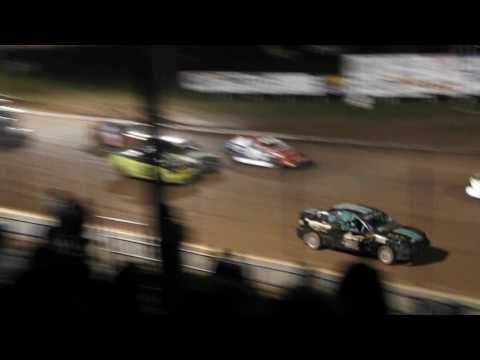 red cedar speedway Punky Manor 2016 hornet feature