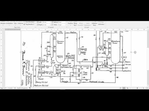 Petroleum Downstream Crash Course 12 - Real Life Designs: Distillation Patent by Standard Oil