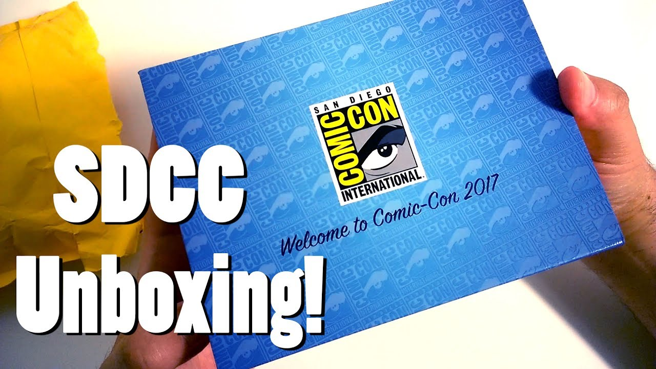Unboxing the 2017 san diego comic con badge youtube unboxing the 2017 san diego comic con badge magicingreecefo Choice Image