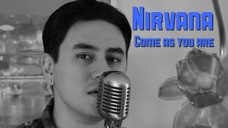 Come as you are-Nirvana (One man band cover)