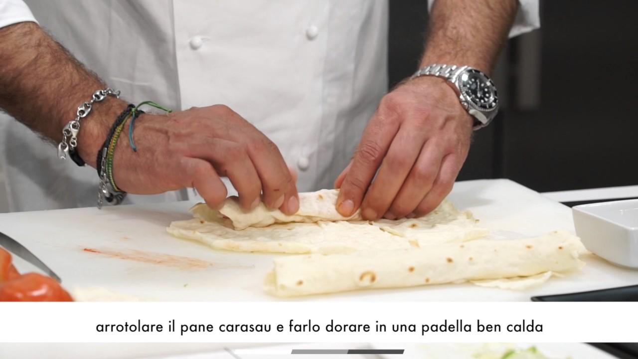 Crepes ricetta croccanti