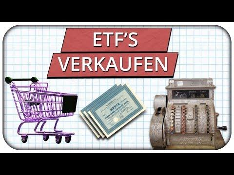Welche Tücken gibt es beim Verkaufen von ETFs zu beachten? ETFs Verkaufen