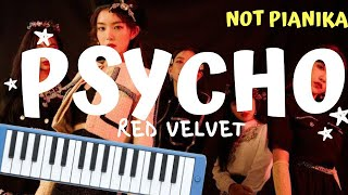 Not Pianika Red Velvet - Psycho Not Angka