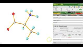 Hirshfeld Atom Refinement in Olex2