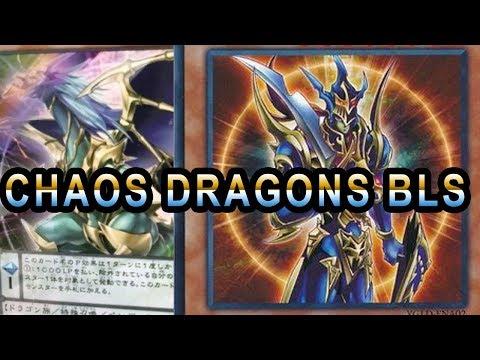 60 CARDS! 2018 CHAOS DRAGON BLS DECK!
