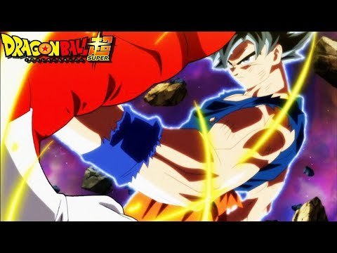 ULTRA INSTINCT GOKU VS JIREN NEW IMAGES! Dragon Ball Super Episode 128 Preview thumbnail