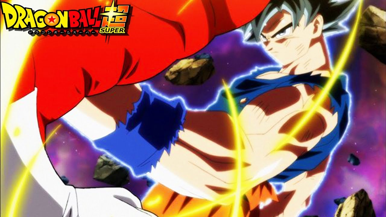 Ultra Instinct Goku Vs Jiren New Images Dragon Ball Super Episode