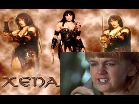 Xena vs Callisto Part 3