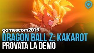 Dragon Ball Z Kakarot: analisi del gameplay del nuovo gioco di DBZ!