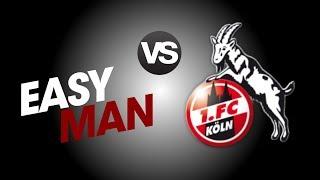 EASY MAN VS FC KÖLN U17
