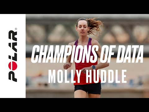Polar Vantage V | How Molly Huddle trains with data