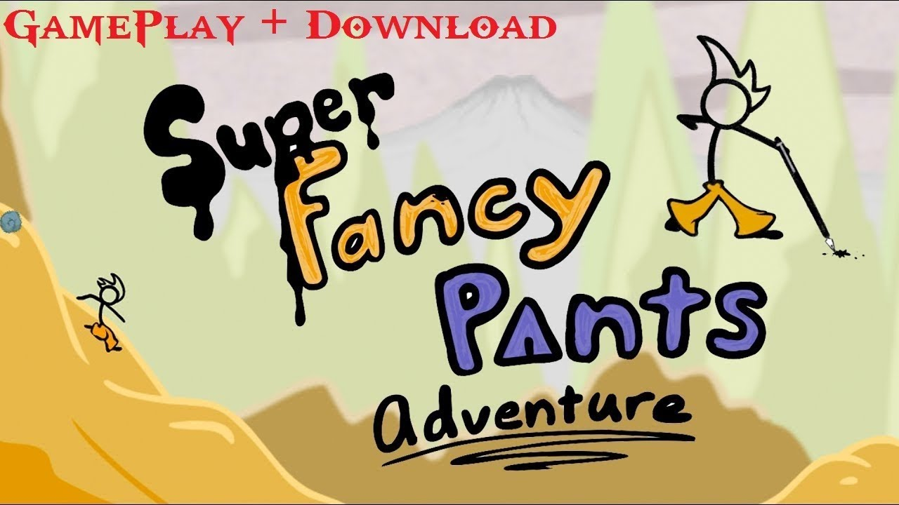Super Fancy Pants Adventure Torrent Download