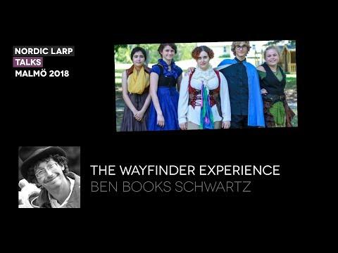 The Wayfinder Experience - Ben Books Schwartz