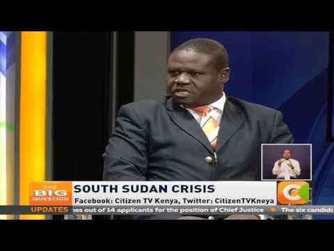 Big Question: South Sudan crisis