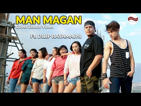 MAN MAGAN Deepak Bajracharya | Ft.Dilip Rayamajhi | Concept Dance Video by Rahul Shah