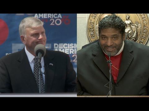 Rev. Graham vs. Rev. Barber | Are All Progressives Really Atheists?