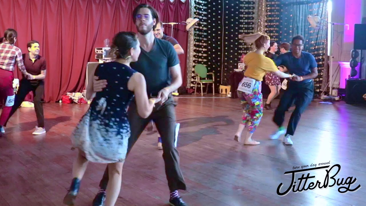 Fast and Furious Jitterbugging at London Throw Down 2019 - Swing Dance  Competitions