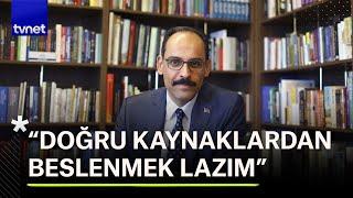 Kitap Kokusu - İbrahim Kalın - 18.06.2017
