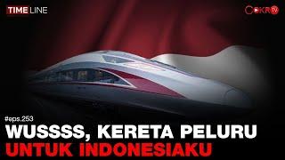Denny Siregar: WUSSSS, KERETA PELURU UNTUK INDONESIAKU